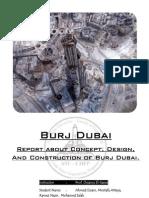 Burj Dubai Report