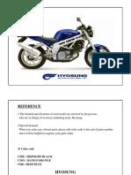 hyosung gt250 repair manual