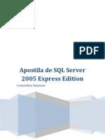 Apostila SQLServer 2005 Express