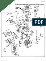 Tecumseh Model Tvs90 43000b Parts List