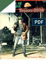 Twilight 2000 - 1st ed - Armies of the Night