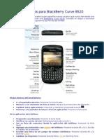 Consejos y Trucos Para Blackberry Curve 8520