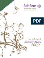 AsitaneRestaurantYazSummerMenu2009