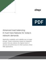Citrix load balancing
