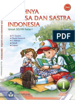 Kelas I SD Bahasa Indonesia H Suyatno