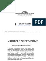 Manual Ac Drive or Inverter