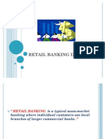 Retail Banking in Indiaa