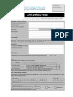 App Form Jan11