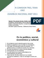 Presentación ANEF GRUPO 3 TEMA 1