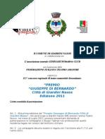 Premio Giuseppe Di Bernardo