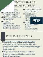 5 Penentuan Harga Forward Dan Future IKD Warsono