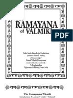 Ramayan e Book 1