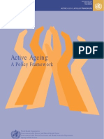 Active Ageing 2002