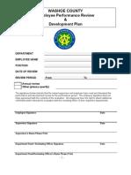 Performance Review Form Rev.4-08