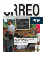 CRREO Report on CSAs