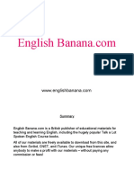 45809802 Introduction to English Banana Com