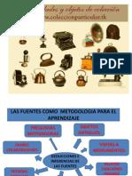 FUENTES METODOLOGICAS