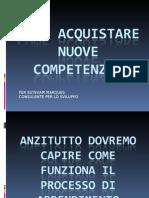 COME ACQUISTARE NUOVE COMPETENZE (17) 2003