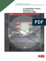 1 - La selettività in bassa tensione con interruttori ABB