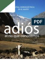 Adios Al Rio Maipo, Roportaje Roberto Farias