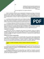 Tema 6 Bolivar, Un Reform Ad Or Social