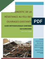 Diagnostic de la résistance au feu des structures