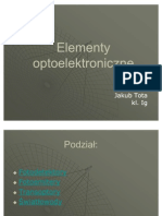Elementyoptoelektroniczne