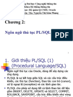 Chuong2_Ngon ngu thu tuc PLSQL