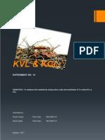 KVL Single Page Printing Corrected
