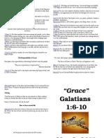 Sermon Notes May 8 2011