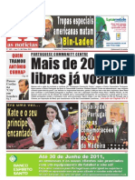 JORNAL As NOTICIAS  No:105