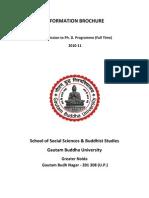 Information Bulletin PH.dsocialSciences