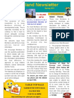Spring Issue 2011 of Lib Dems Newsletter
