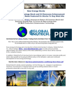 New Energy Stocks