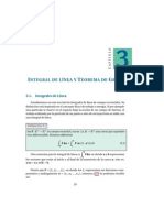 Cap3 - Integrales de Linea - Teorema de Green