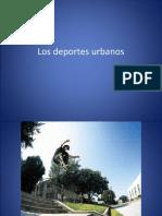 Los Deportes Urbanos