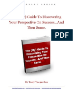 The My Guide to Discovering Your Perspective on Success