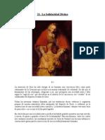 23. La Solidaridad Divina - Comentarios de Teología Emergentista