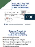 FEMA 451 Compl -Struct Analysis Performance-based