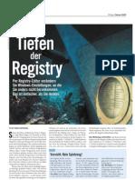 In Den Tiefen Der Registry