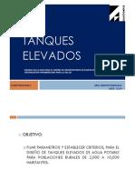 TANQUES ELEVADOS
