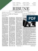 LAU Tribune Issue 3 - Vol 2
