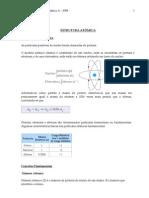 Química - CETES - Inorgânica A - Estrutura Atômica