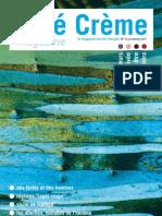 Cafe Creme Magazine #13 - Printemps 2011
