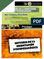 1-Historia de La Orientacion Psicopedagogica