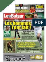 LE BUTEUR PDF du 08/05/2011