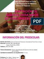 Rev. Presentación Juguete Muñeca TIC