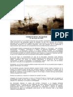 Combates Del Pacifico