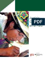 Justicia Comunal en el Perú