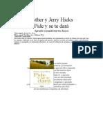 01. Abraham-Hicks-Pide-y-Se-Te-Dara highlited